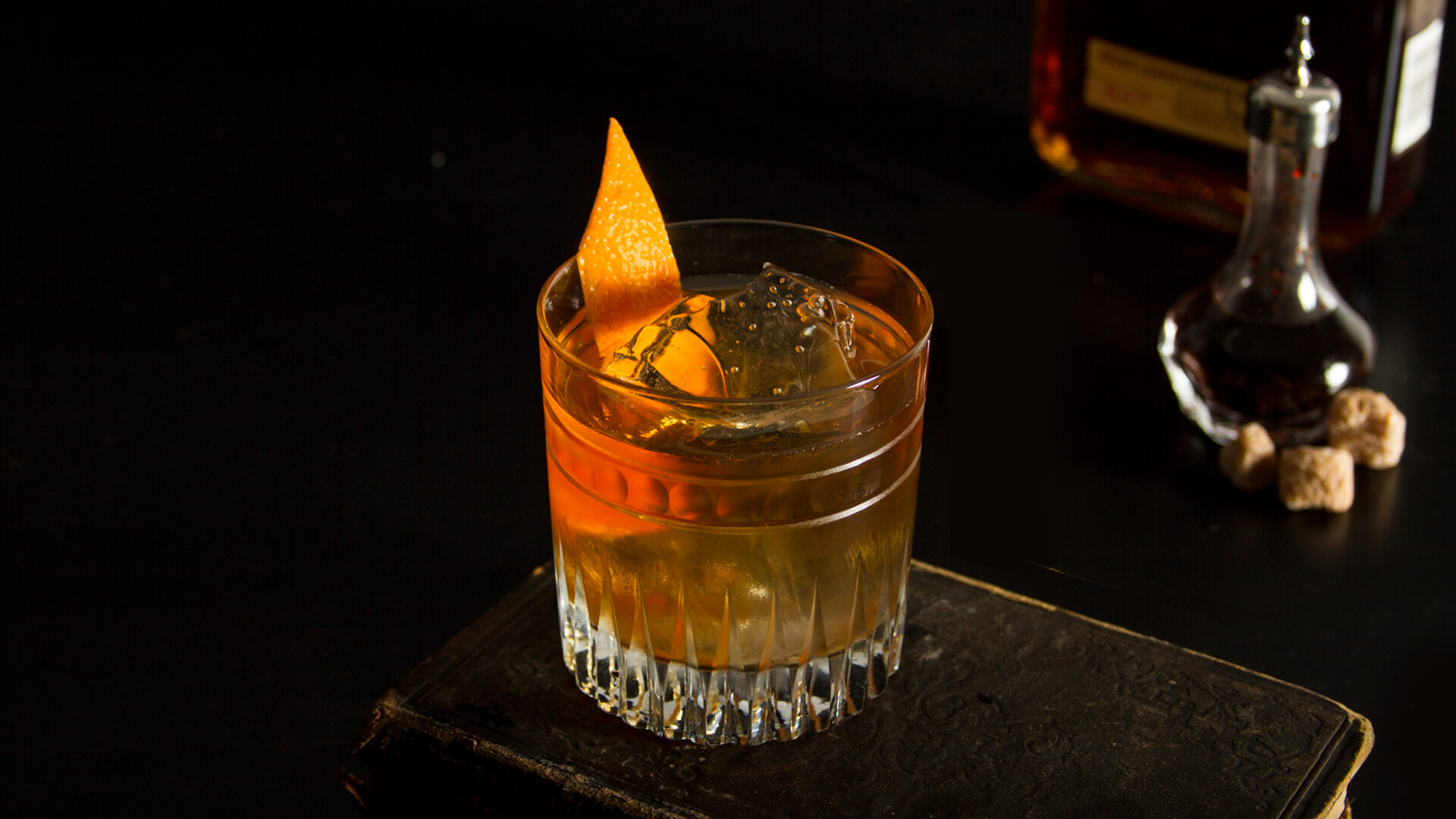 how to make an old fashioned alcoholic drink